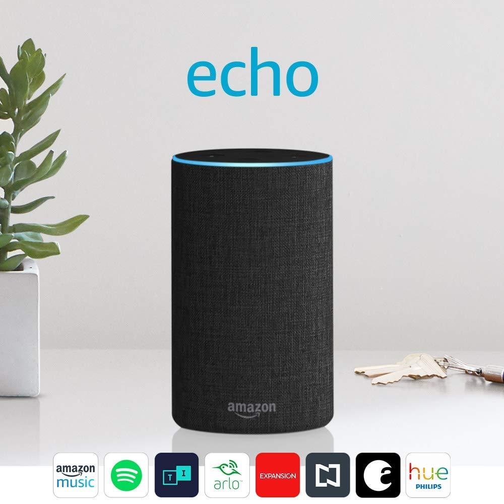 Amazon Echo en México