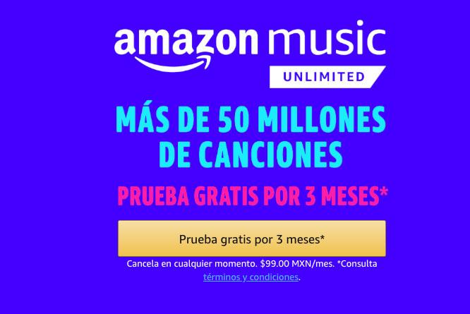 Amazon Music México