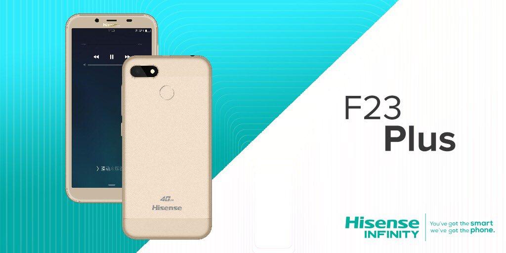 Hisense F23+