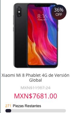Gearbest Black Friday  Xiaomi Mi 8