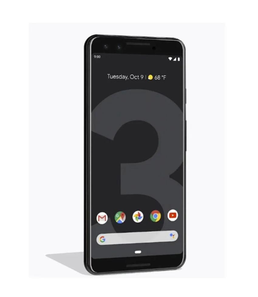 Google Pixel 3 perfil
