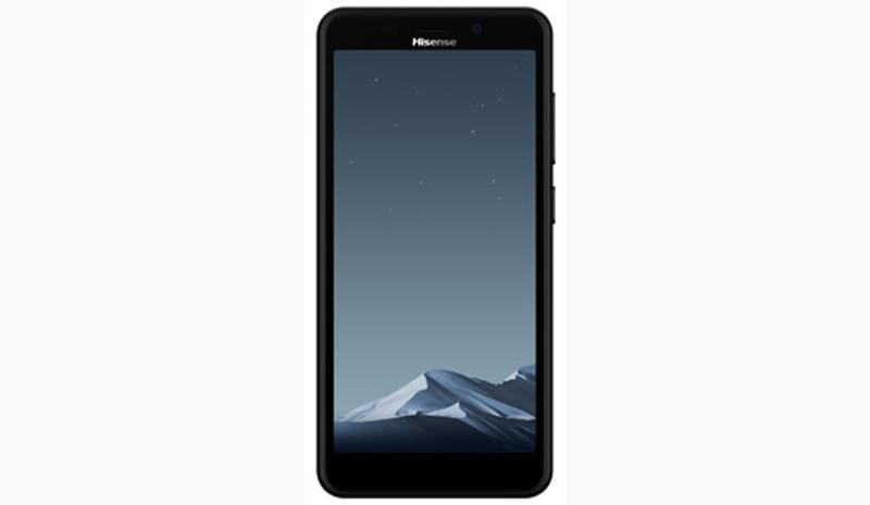 Hisense U965 pantalla
