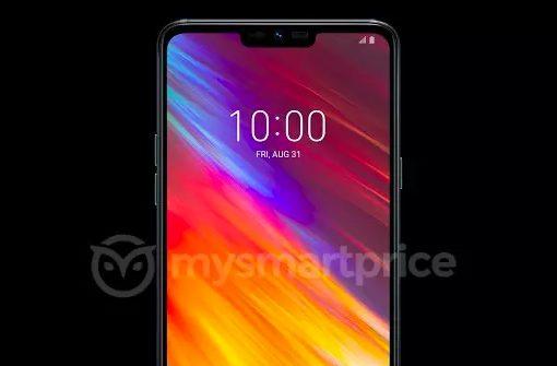 LG Q9 imagen filtrada