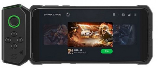 Black Shark Gamepad 2.0