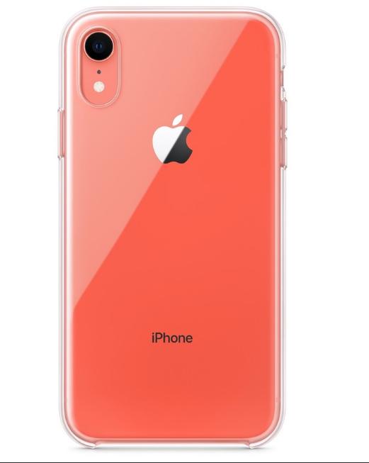 Funda Apple para iPhone XR parte posterior