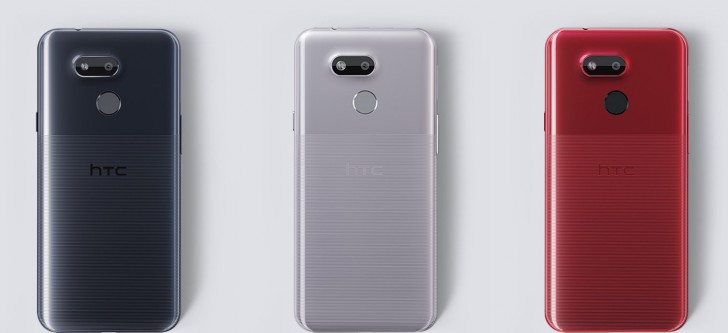 HTC Desire 12s cromáticas