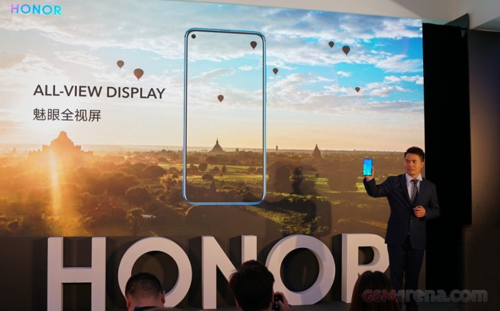 Honor View 20 se anuncia