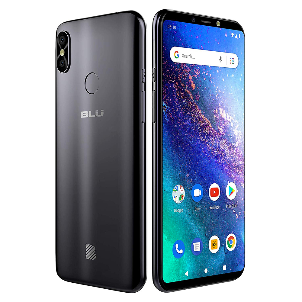 Blu Vivo Go con Android 9 y cámara Dual
