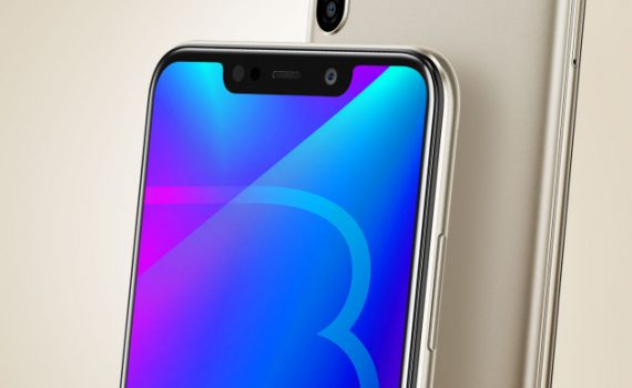 Blu Vivo XL4 con pantalla notch y cámara Dual
