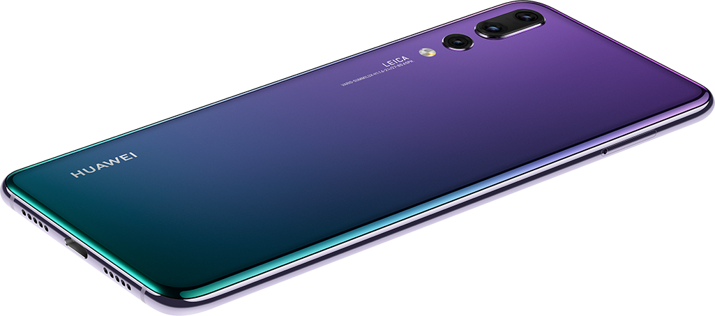 Huawei P20 cubierta
