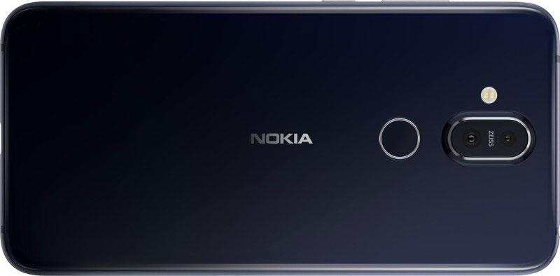 Nokia 8.1 X7 cámara posterior Dual Carl Zeiss