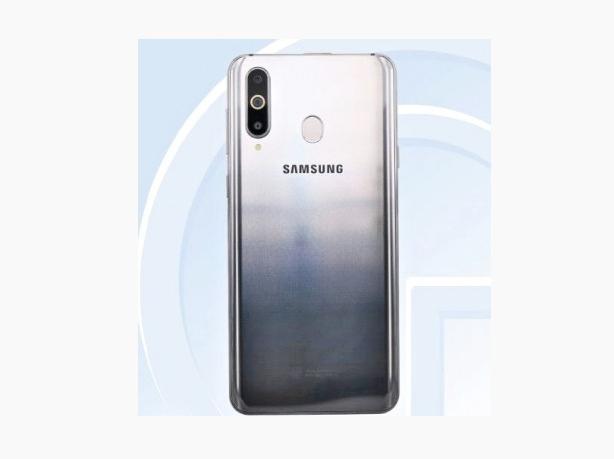 Samsung Galaxy  A8s cámara
