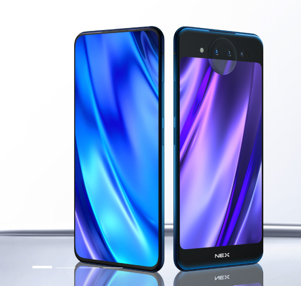Vivo Nex Dual Display 2018