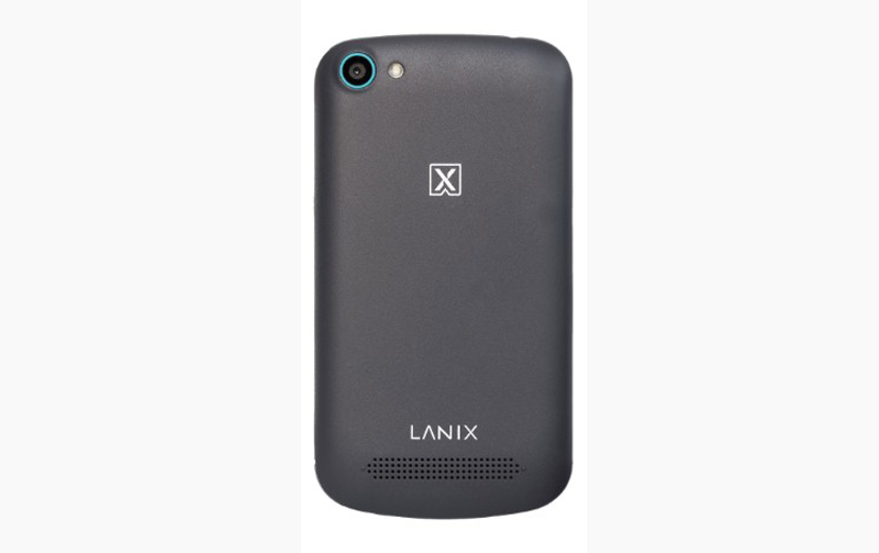 Lanix X120C cubierta