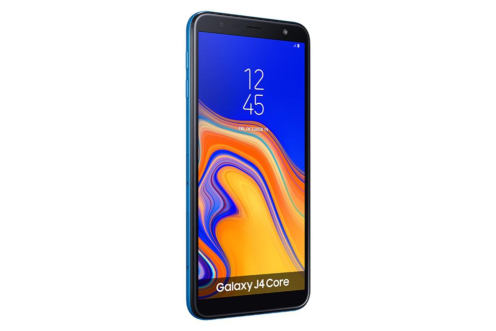 Samsung Galaxy Core J4 en México color azul
