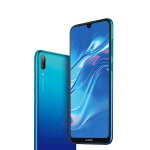 Huawei Y7 2019 color Azul Aurora