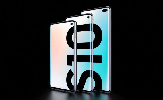 La nueva familia Samsung Galaxy S10 con pantallas todo teléfono y grandes cámaras