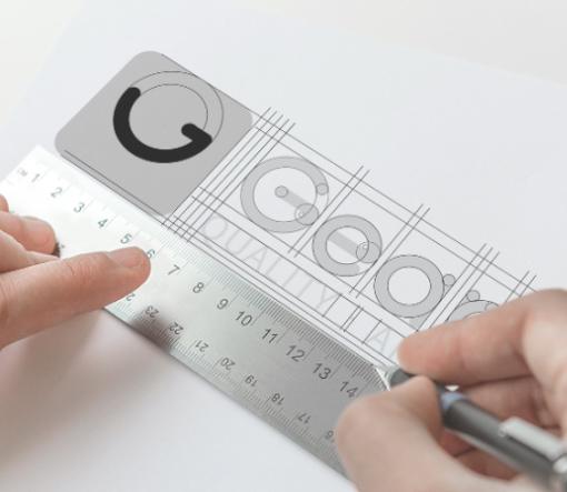 Creación de fuente tipográfica Gearbest 2019