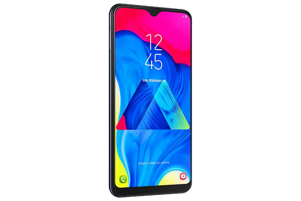 Samsung Galaxy M10 pantalla