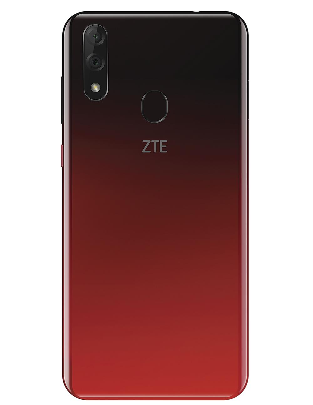 ZTE Blade V10 Rojo Gradiente en Telcel México