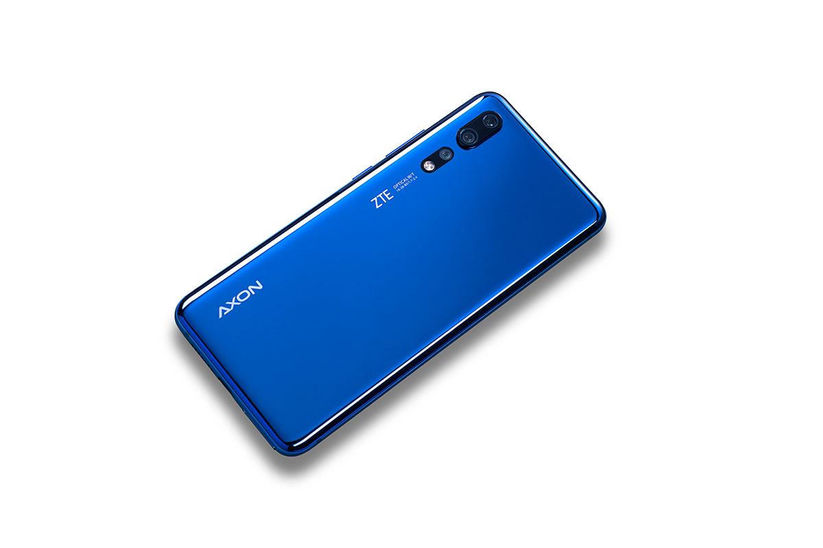 ZTE Axon 10 Pro en México - posterior cámara triple