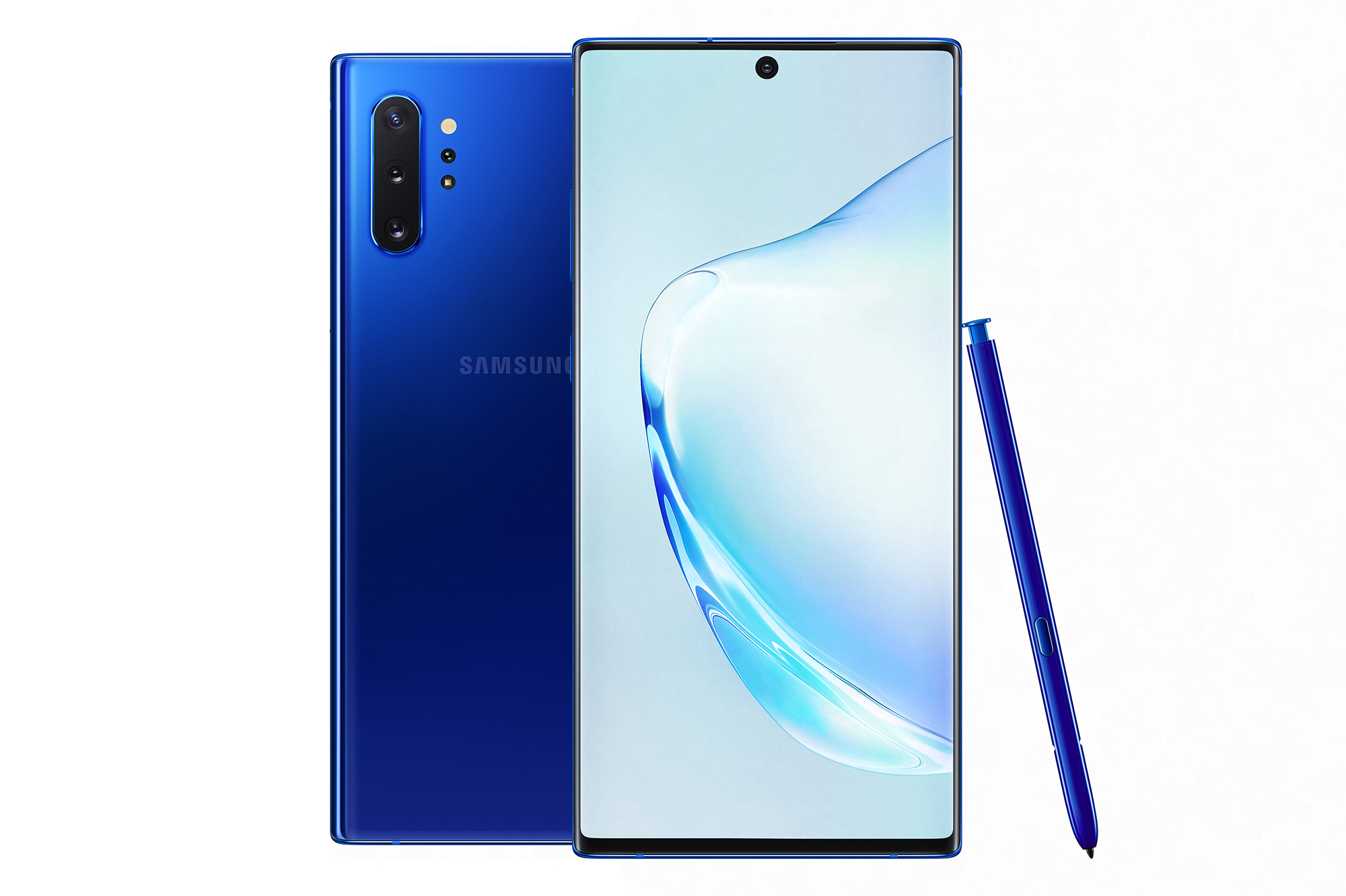 Samsung Galaxy Note 10 Azul Aurora