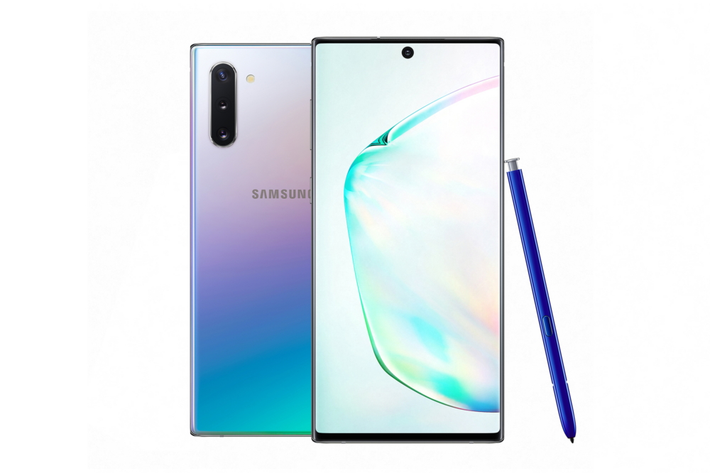 Samsung Galaxy Note 10 y Note 10+
