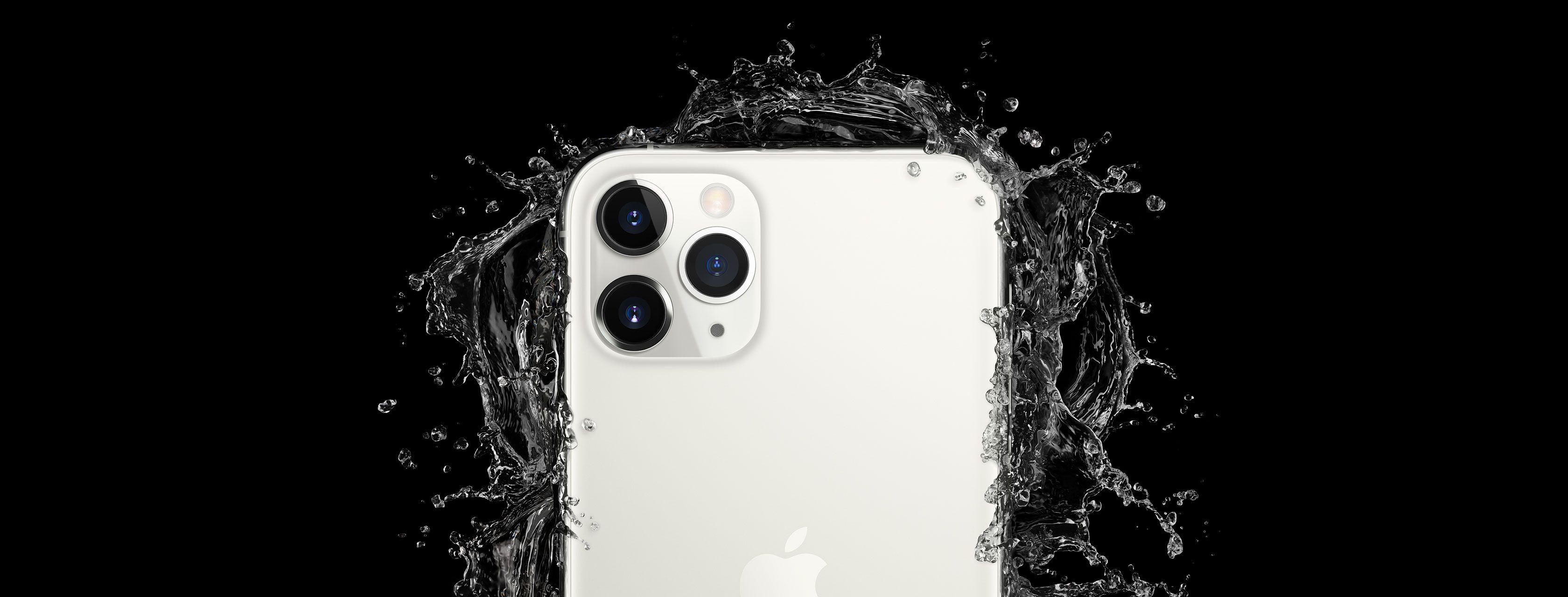 iPhone 11 Pro resistente al agua