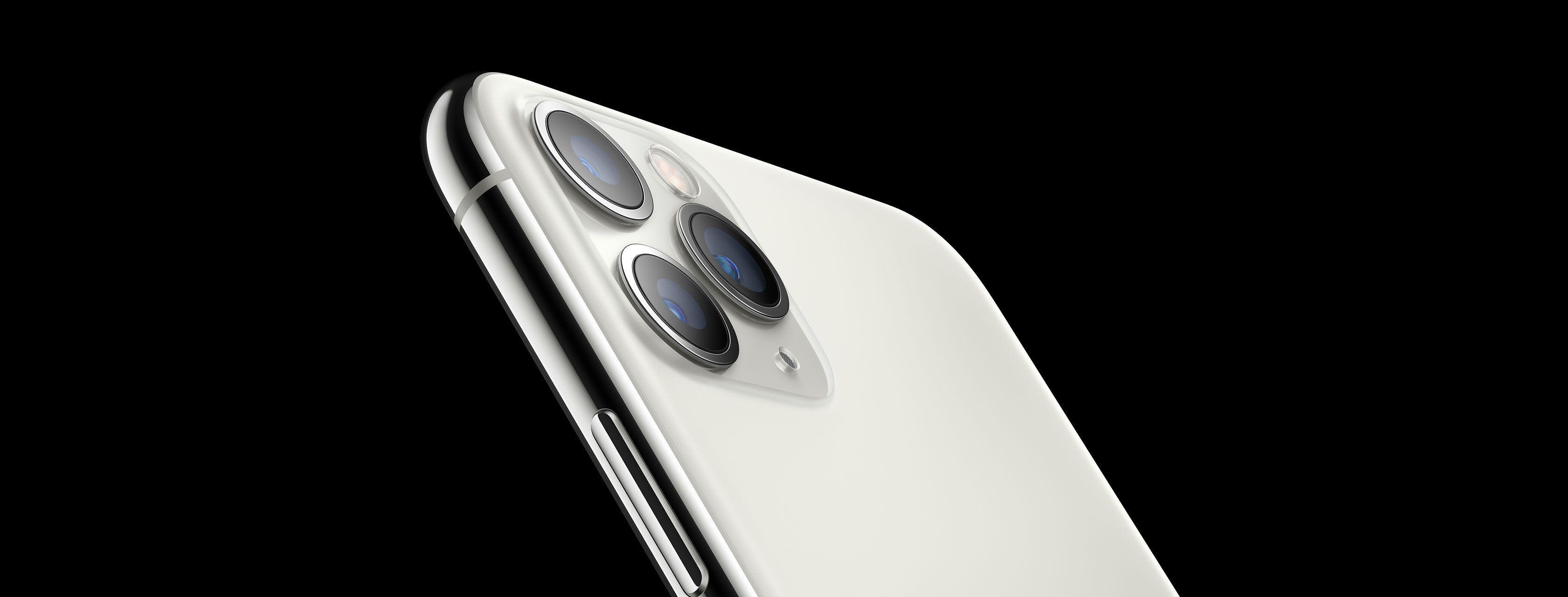 iPhone 11 Pro cámara triple