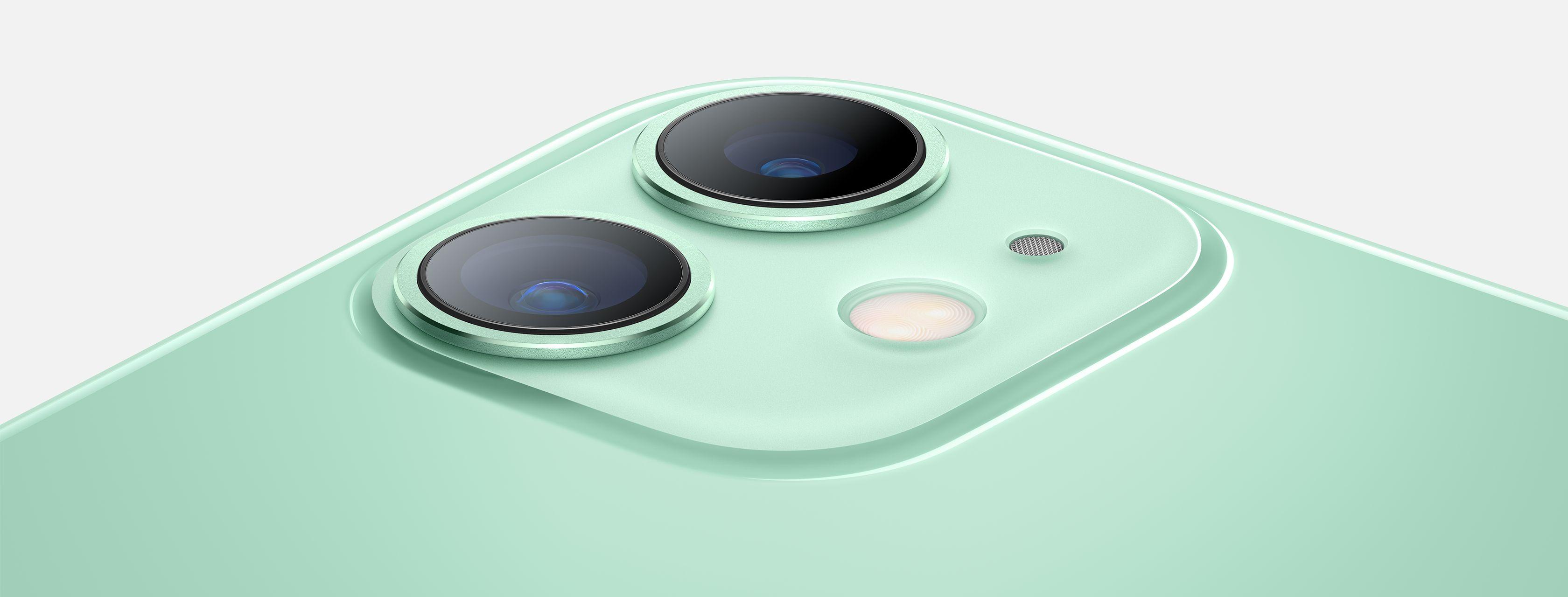 iPhone 11 cámara dual