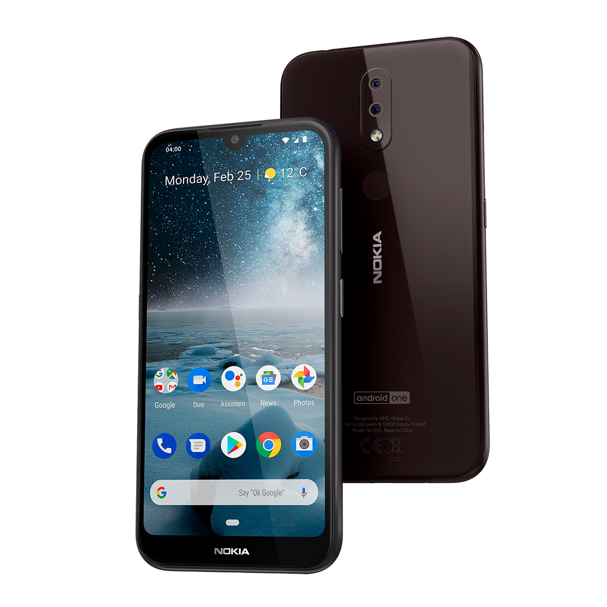 Nokia 4.2 color negro en México